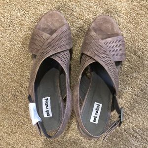 Not Rated Shoes - Not Rated wedges NWOT
